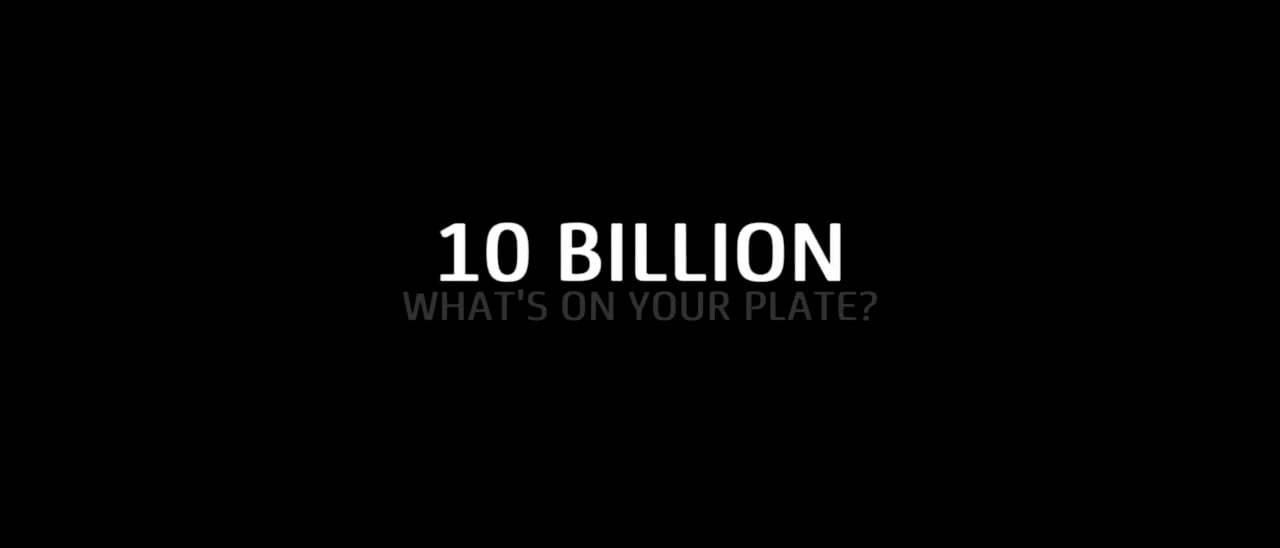 10 Billion - What's on your plate? Trailer (2018) Screen Capture #3