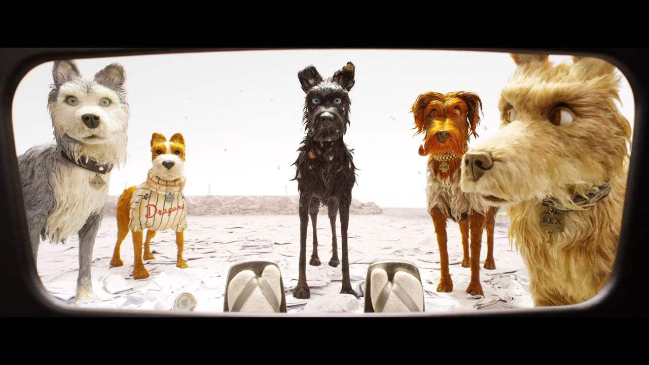 Isle of Dogs TV Spot - Twelve Year Old Boy (2018) Screen Capture #1
