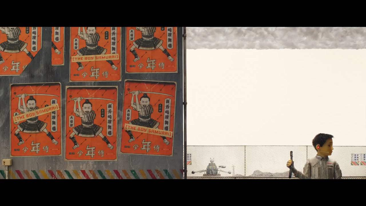 Isle of Dogs TV Spot - Twelve Year Old Boy (2018) Screen Capture #2