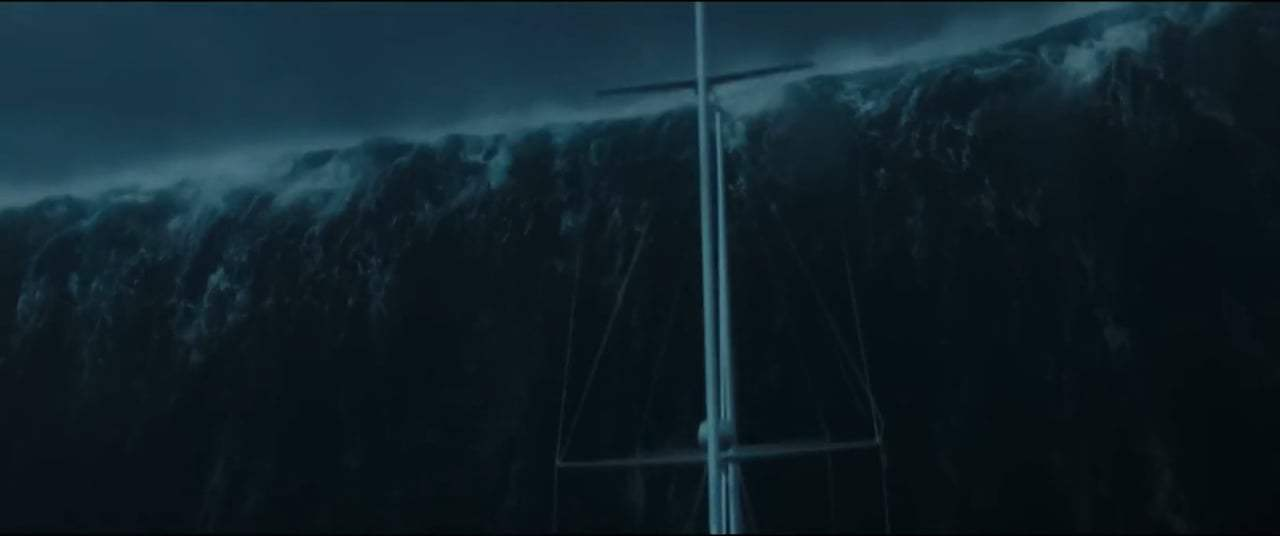Adrift Trailer (2018) Screen Capture #1