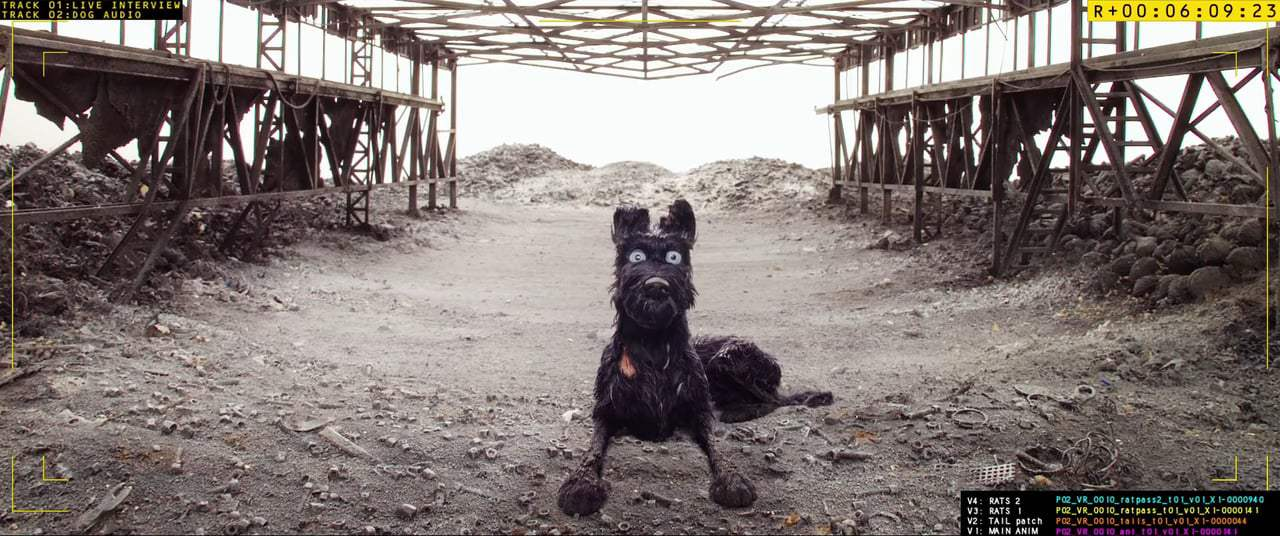 Isle of Dogs Featurette - Cast Interviews (2018) Screen Capture #1