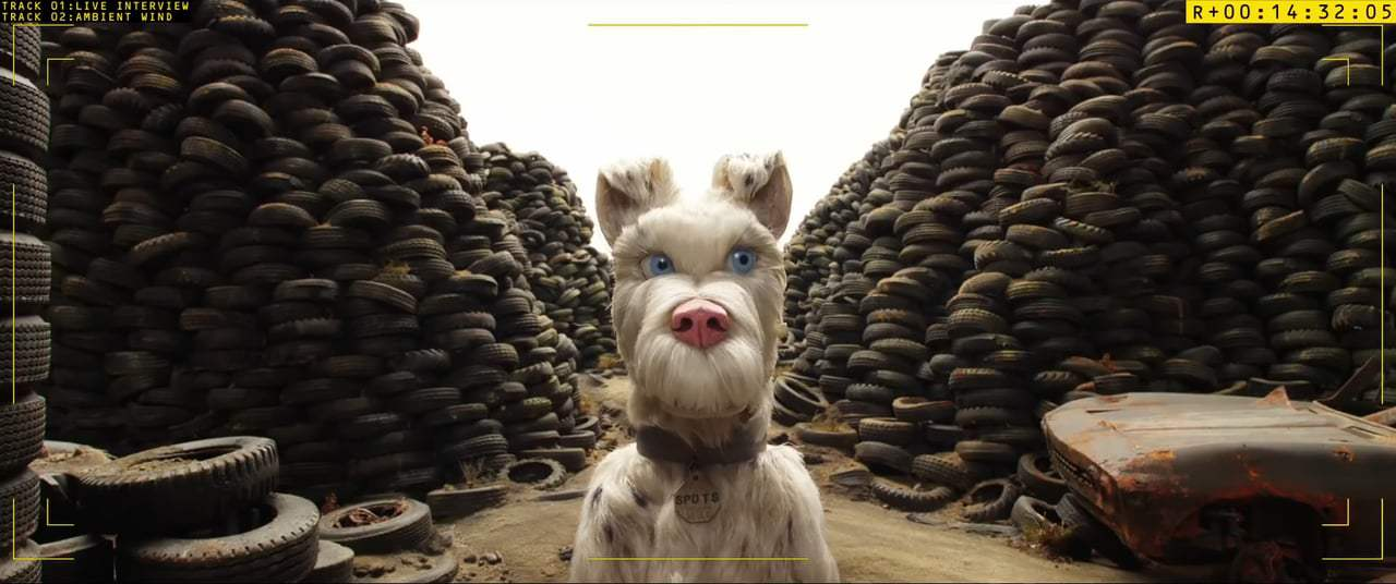 Isle of Dogs Featurette - Cast Interviews (2018) Screen Capture #2