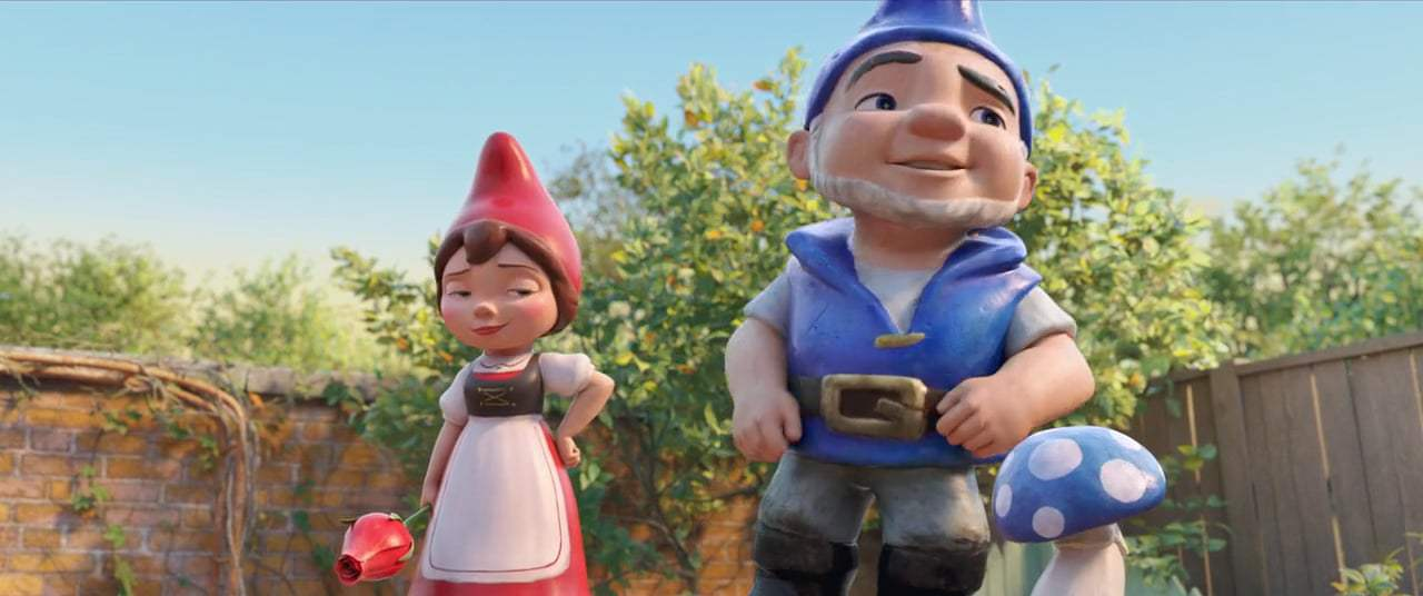 Sherlock Gnomes (2018) - All the Adventures Screen Capture #2