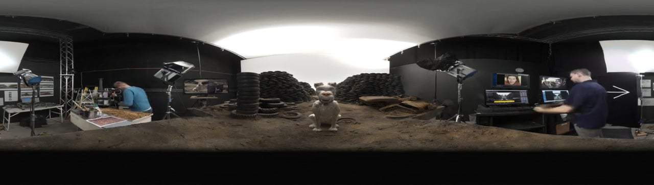 Isle of Dogs 360 VR - Behind the Scenes (2018) Screen Capture #2