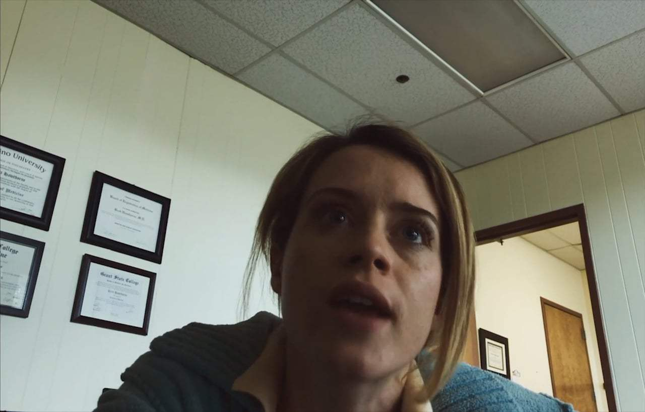 Unsane (2018) - What's in the Basement Screen Capture #1