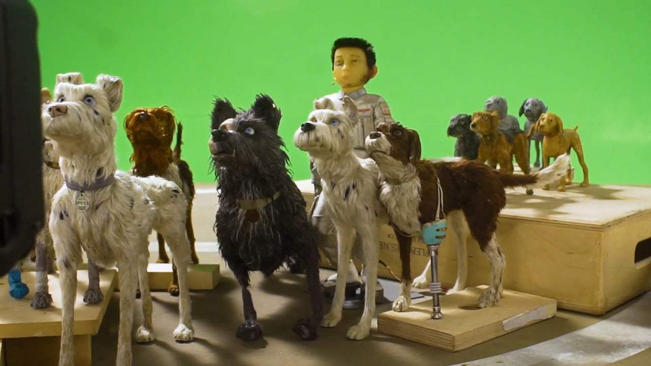 Isle of Dogs Featurette - Animators (2018) Screen Capture #2