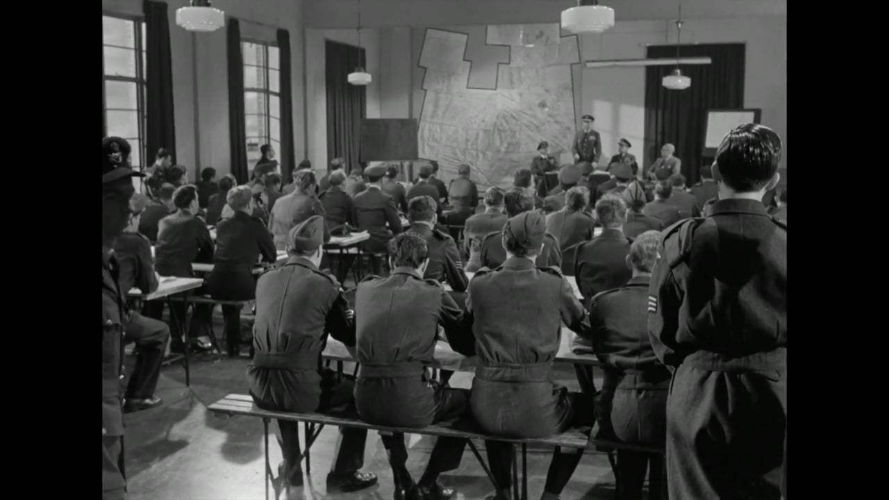 The Dam Busters Theatrical Trailer (1955) Screen Capture #2