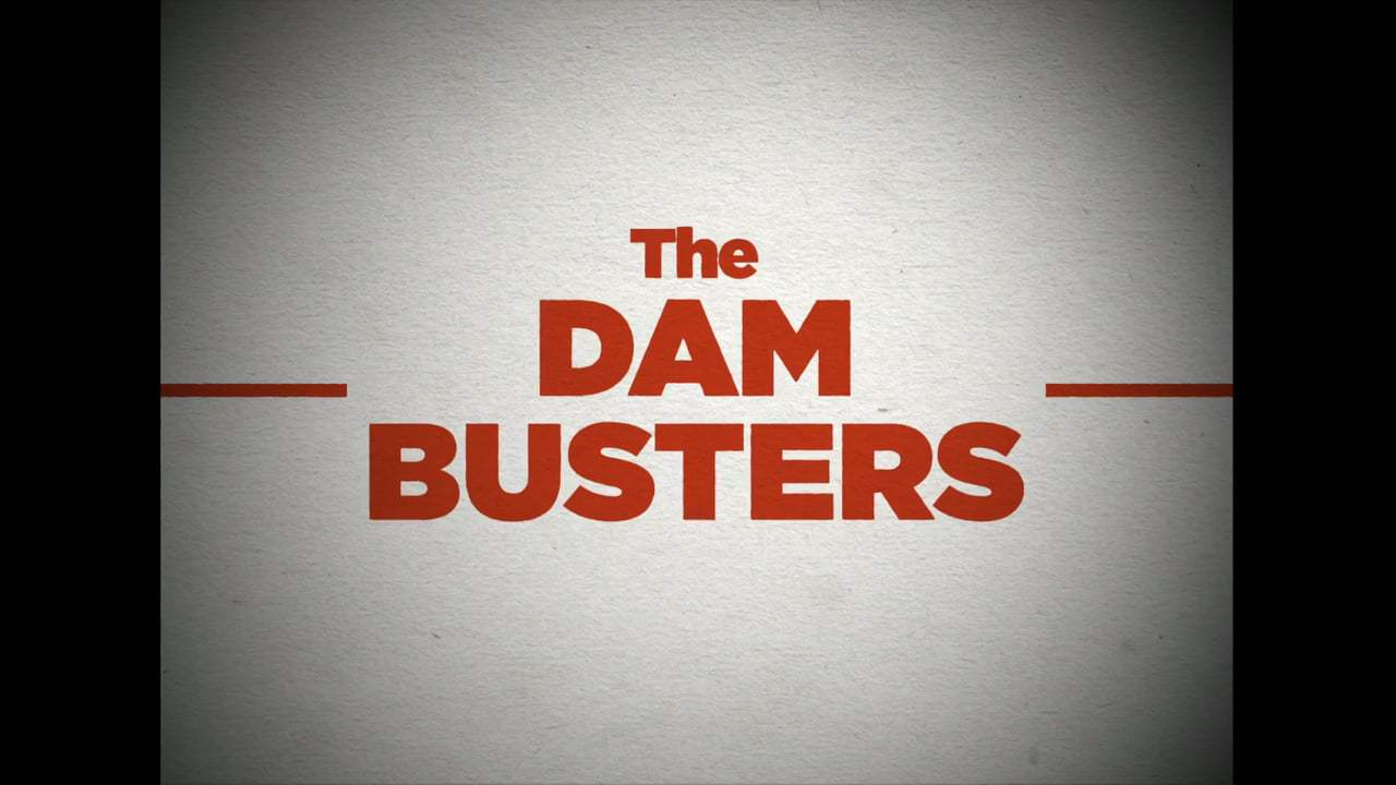 The Dam Busters Theatrical Trailer (1955) Screen Capture #4