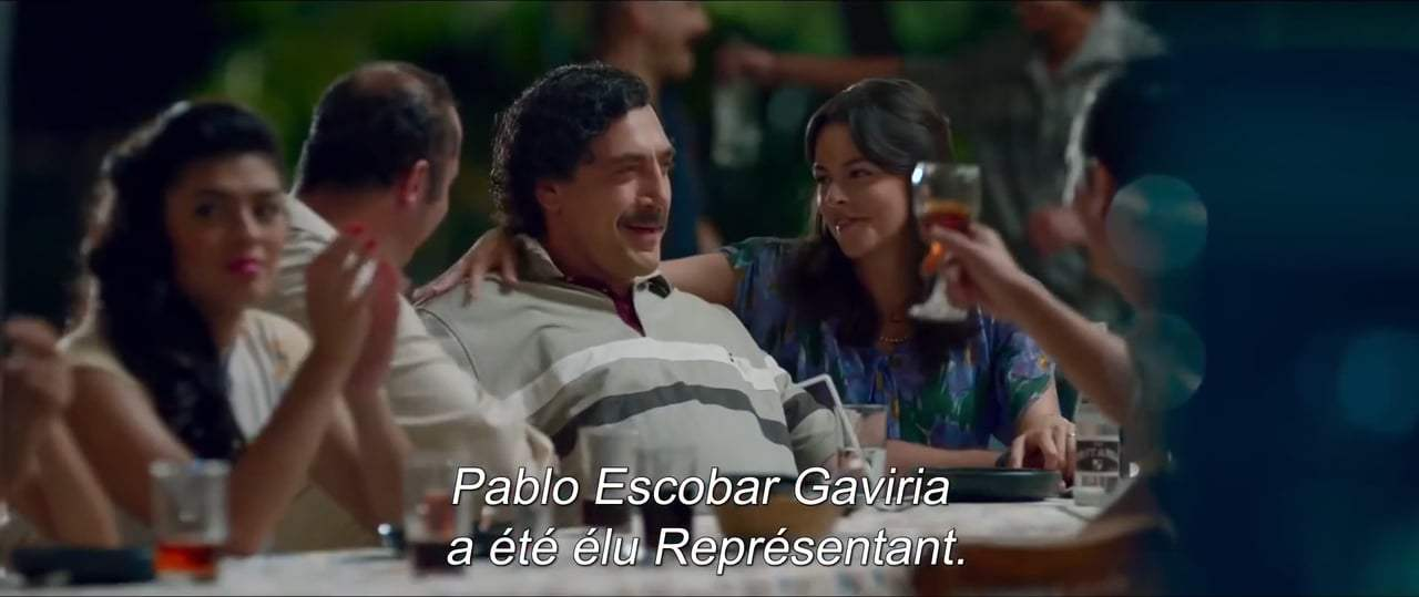 Loving Pablo International Trailer 2017