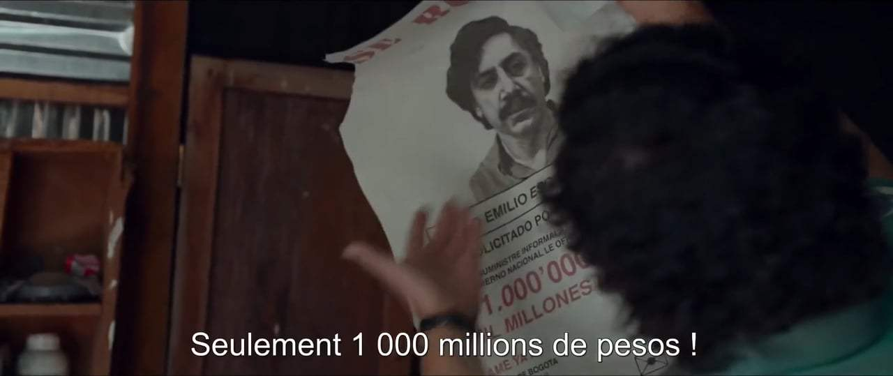 Loving Pablo International Trailer (2017) Screen Capture #3