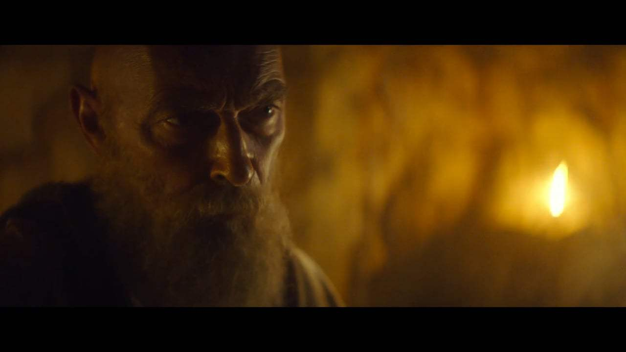 Paul, Apostle of Christ (2016) - Write it Down Screen Capture #2