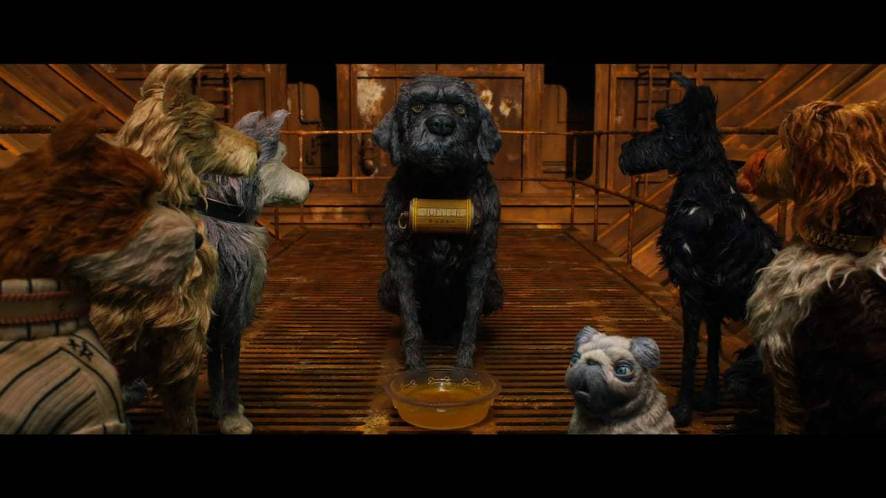 Isle of Dogs (2018) - Dog Zero Screen Capture #2