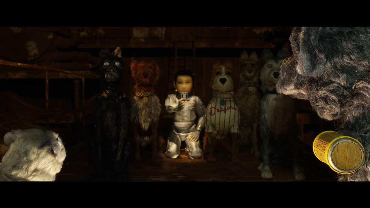 Isle of Dogs (2018) - Dog Zero Screen Capture #4