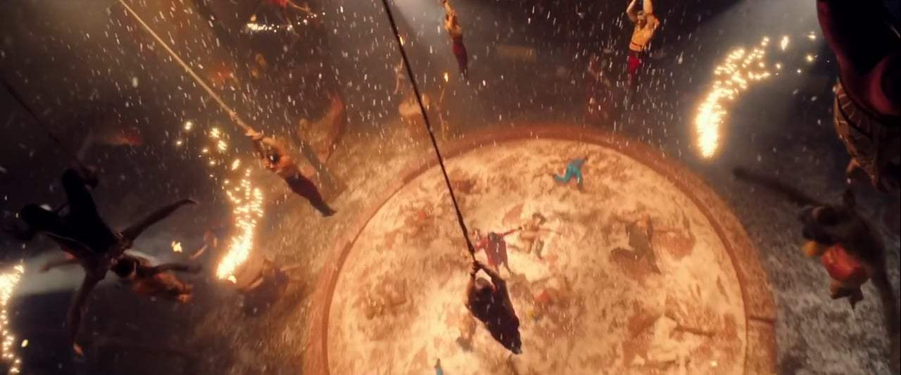 The Greatest Showman TV Spot - The World is Singing (2017) Screen Capture #2