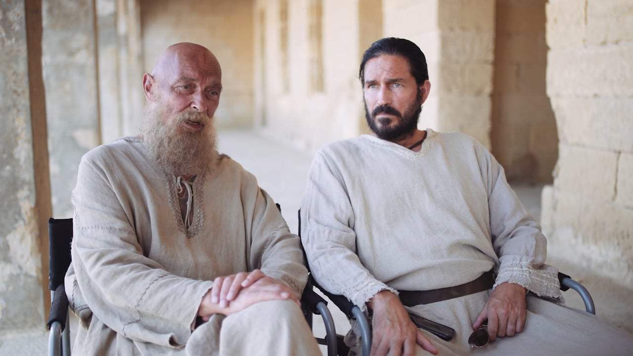 Paul, Apostle of Christ Featurette - Most Influential Apostle (2016) Screen Capture #1