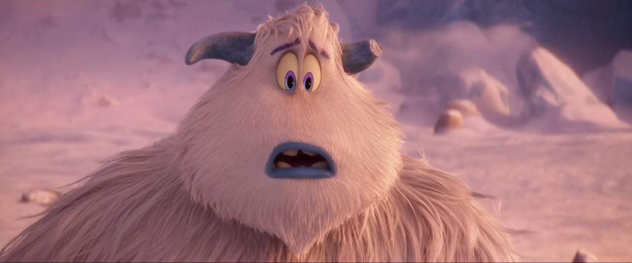 Smallfoot TV Spot - Long Way Down (2018) Screen Capture #1
