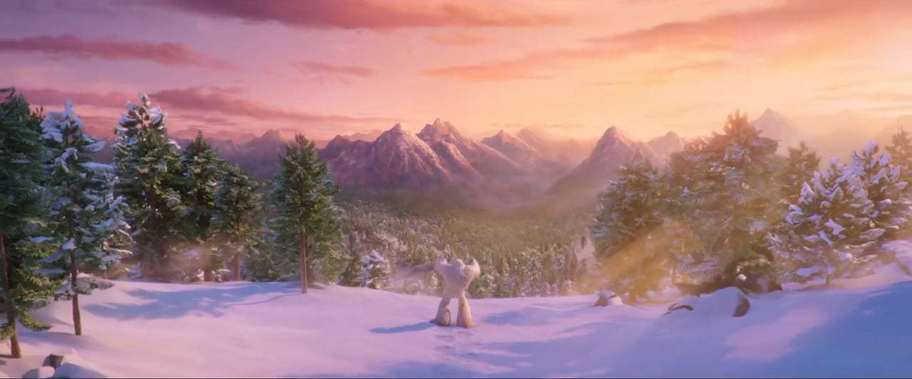 Smallfoot TV Spot - Long Way Down (2018) Screen Capture #2