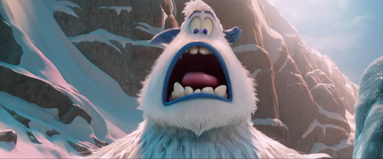Smallfoot TV Spot - Long Way Down (2018) Screen Capture #4