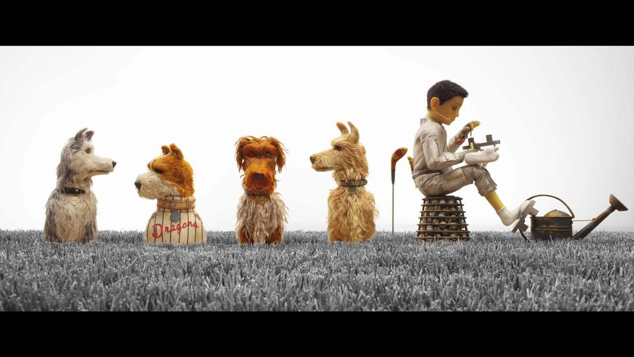 Isle of Dogs (2018) - What's Your Favorite Dog Food Screen Capture #3