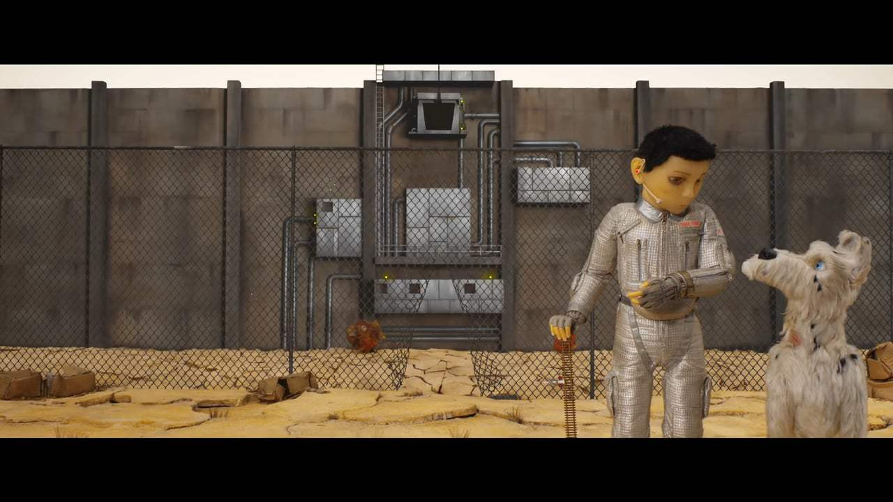 Isle of Dogs Featurette - An Ode to Dogs on Set (2018) Screen Capture #1