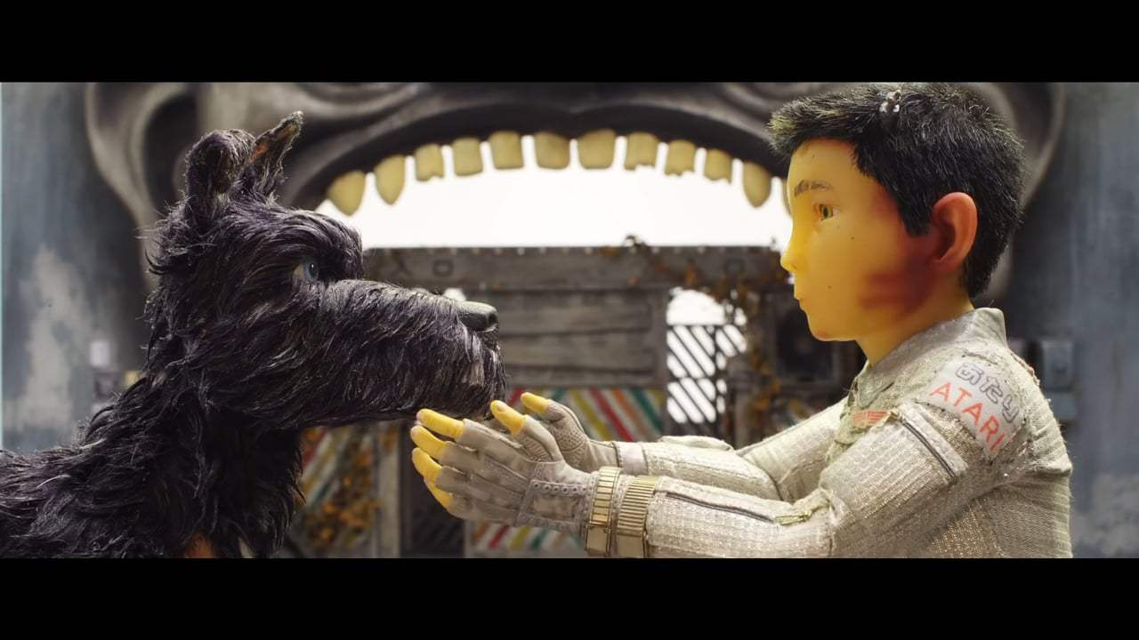 Isle of Dogs Featurette - An Ode to Dogs on Set (2018) Screen Capture #4