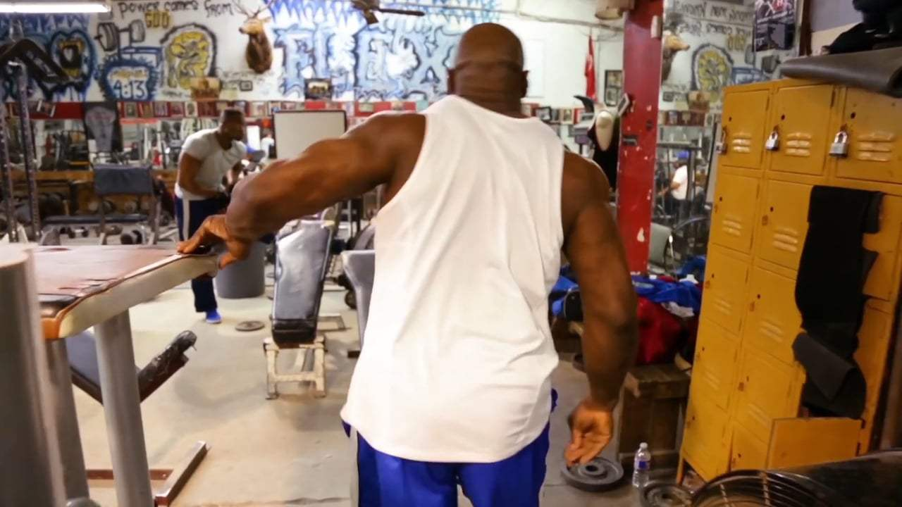 Ronnie Coleman: The King Trailer (2018) Screen Capture #3