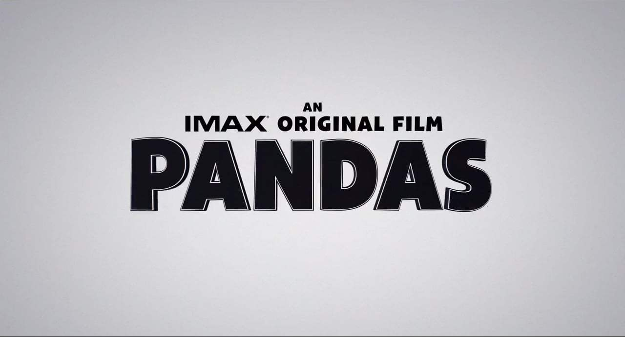 Pandas TV Spot - IMAX (2018) Screen Capture #4