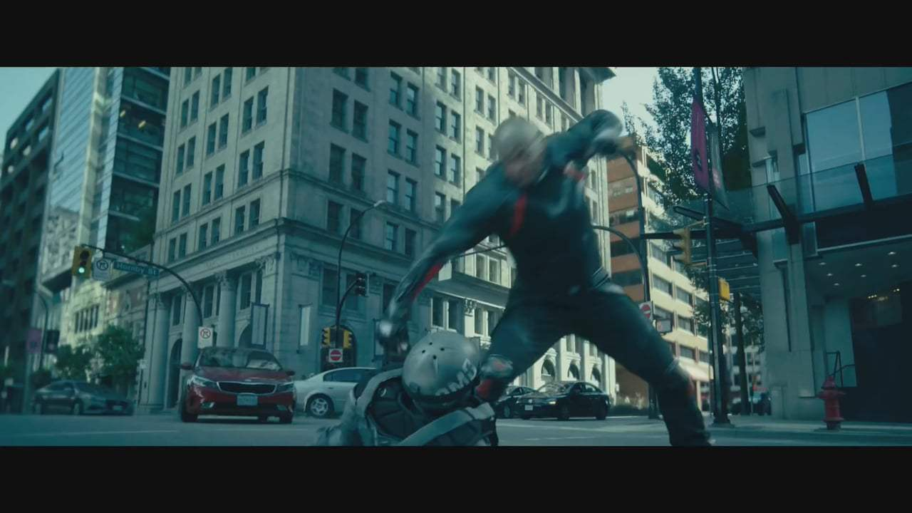 Deadpool 2 International Trailer (2018) Screen Capture #3