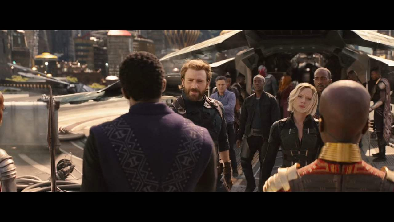 Avengers: Infinity War TV Spot - Gone (2018) Screen Capture #2