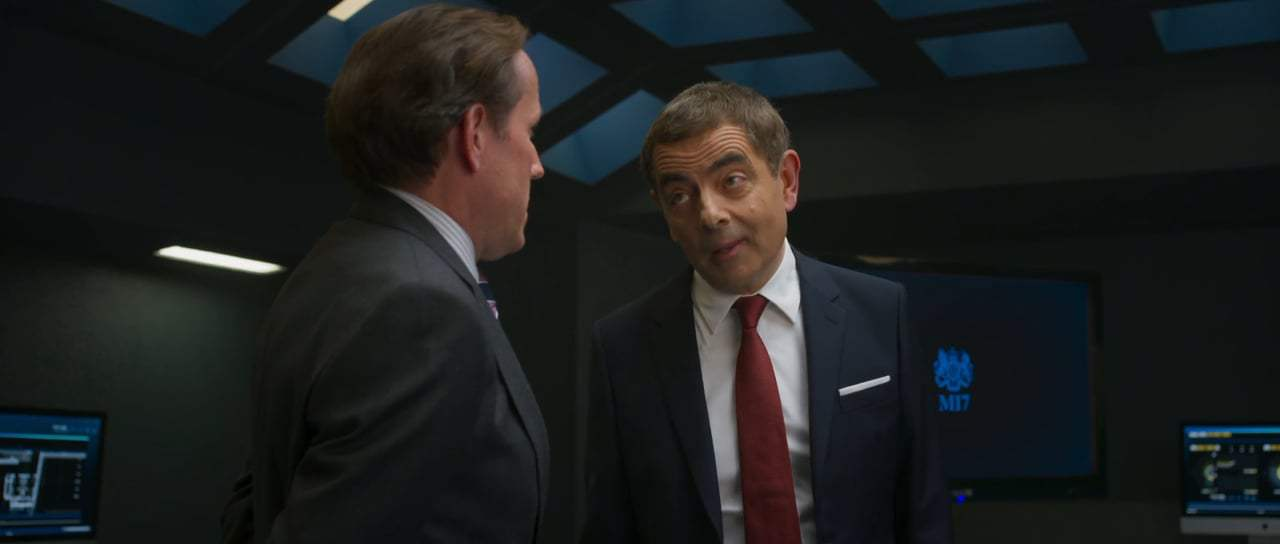 Johnny English Strikes Again Trailer (2018) Screen Capture #3