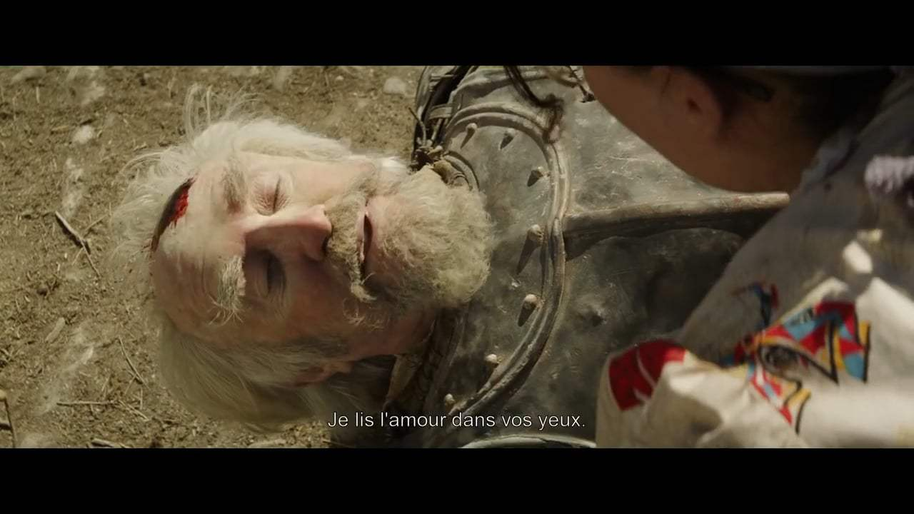 The Man Who Killed Don Quixote International Trailer (2018) Screen Capture #2