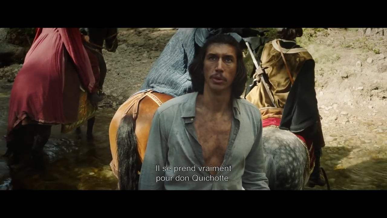 The Man Who Killed Don Quixote International Trailer (2018) Screen Capture #3