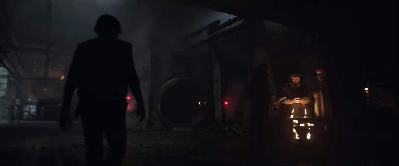 Solo: A Star Wars Story Theatrical Trailer (2018) Screen Capture #1