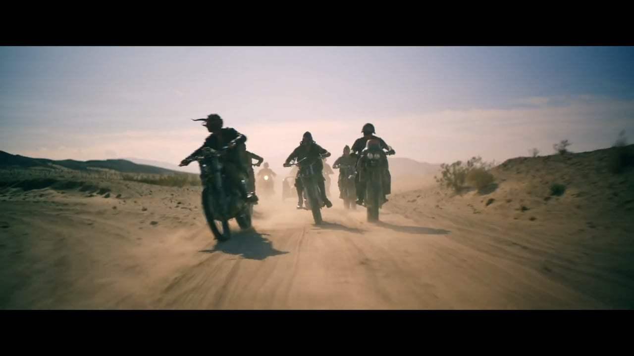 Future World Trailer (... Milla Jovovich Resident Evil Movie