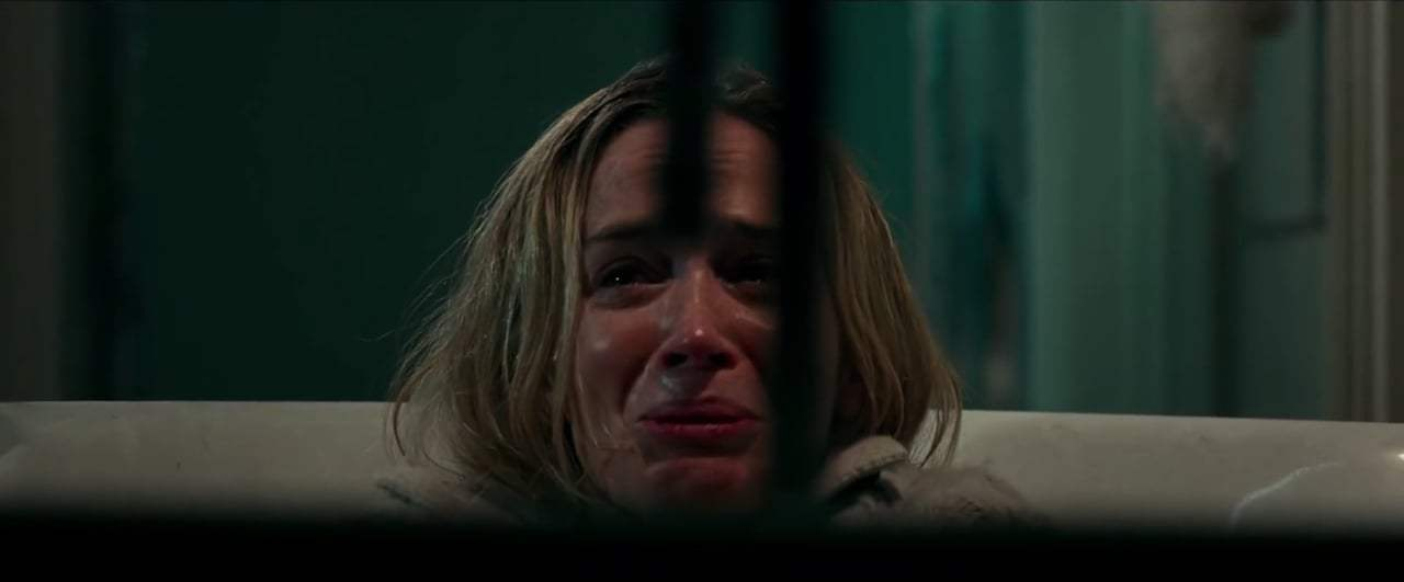 A Quiet Place (2018) - Bathtub Screen Capture #3