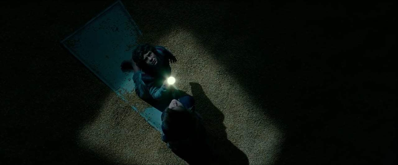 A Quiet Place (2018) - Silo Screen Capture #2
