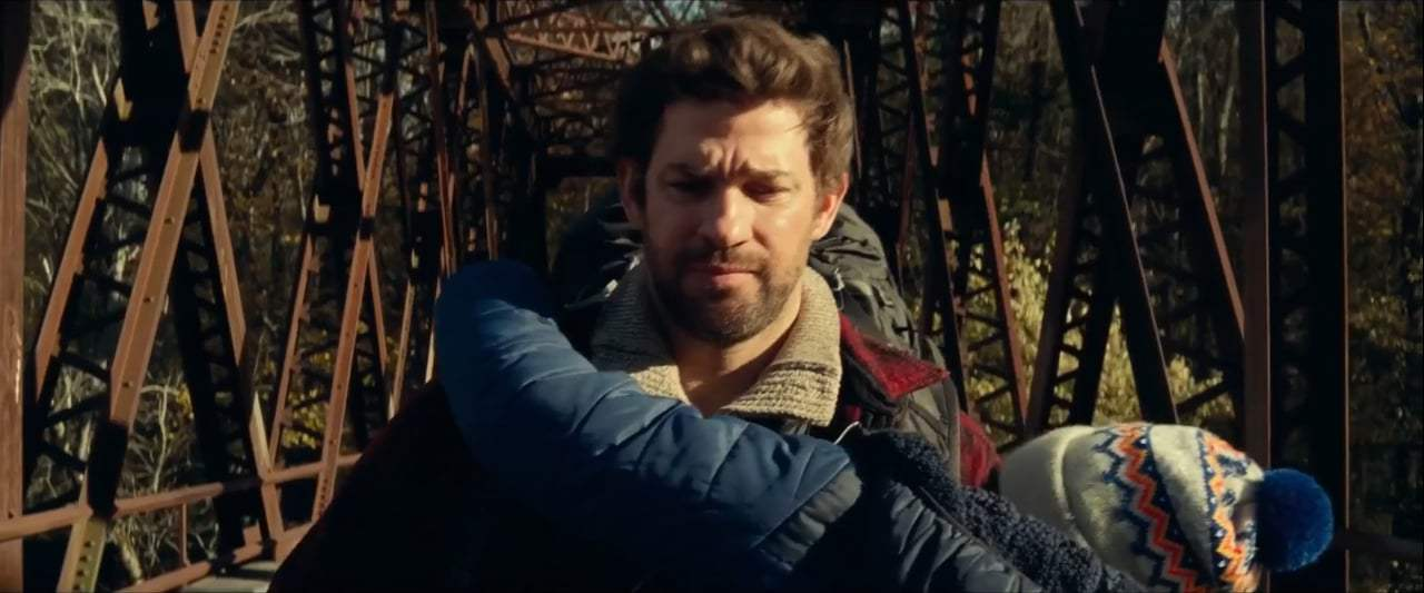 A Quiet Place (2018) - Bridge Screen Capture #2