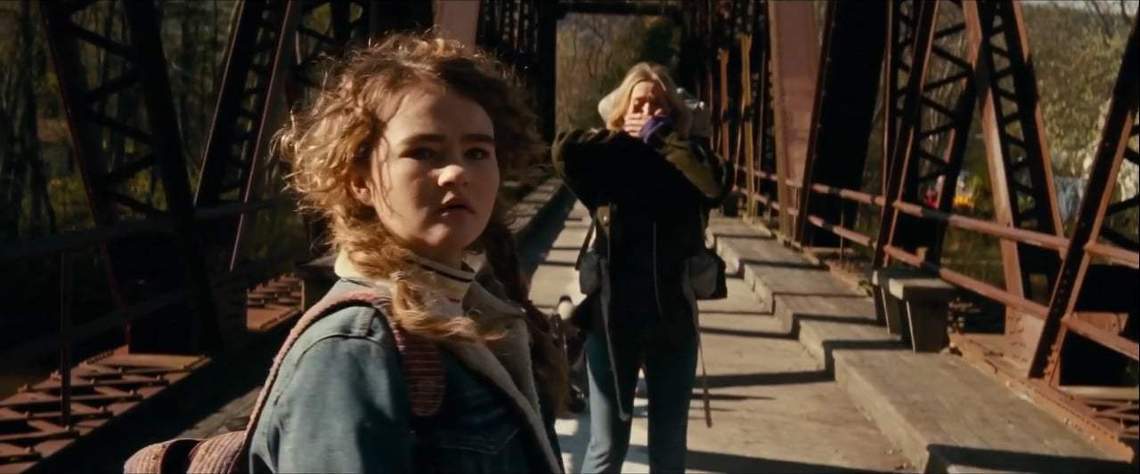 A Quiet Place (2018) - Bridge Screen Capture #3