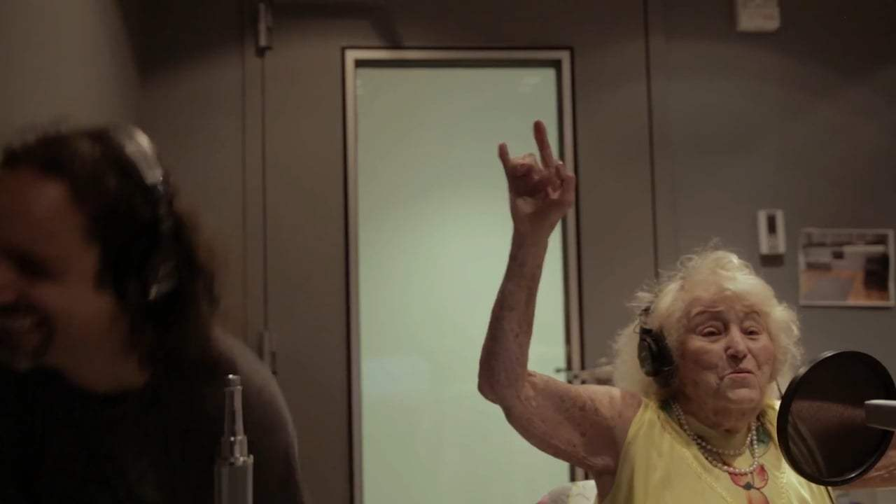 Death Metal Grandma Trailer (2018) Screen Capture #3