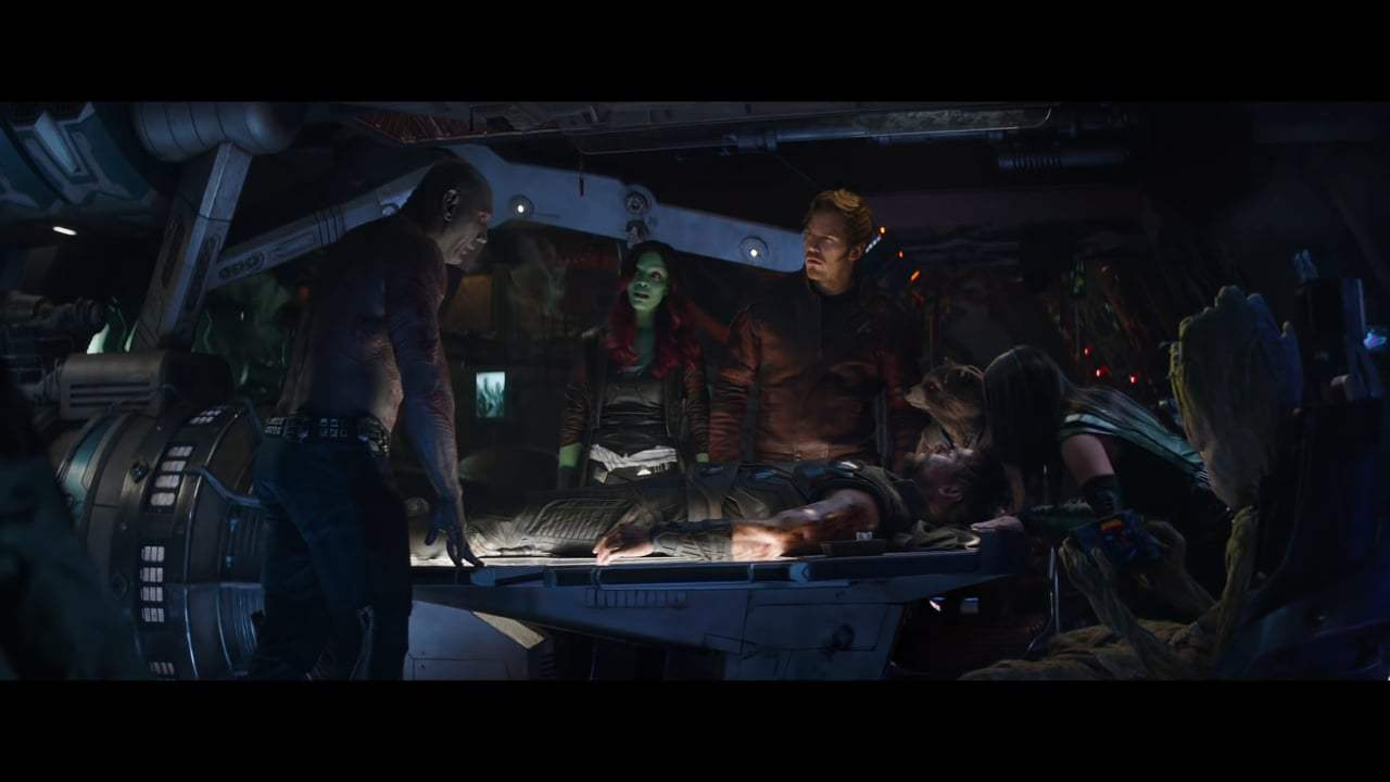 Avengers: Infinity War Featurette - Family (2018) Screen Capture #1