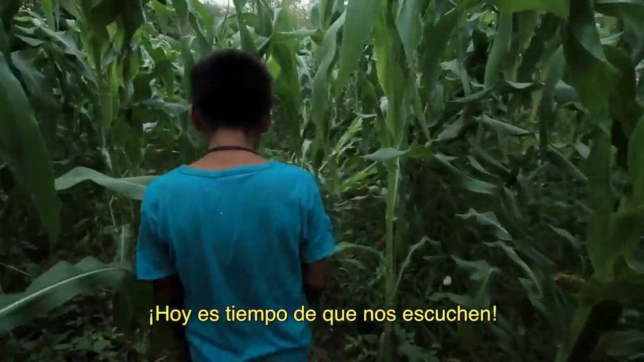 Tecuani, Hombre Jaguar Trailer (2018)