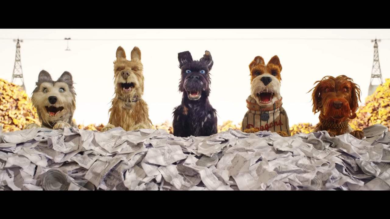 Isle of Dogs TV Spot - I Love Dogs (2018) Screen Capture #1