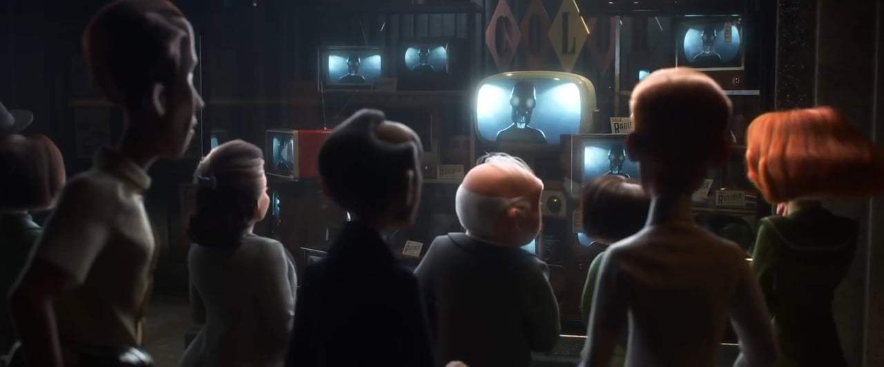 The Incredibles 2 Feature Trailer (2018) Screen Capture #4