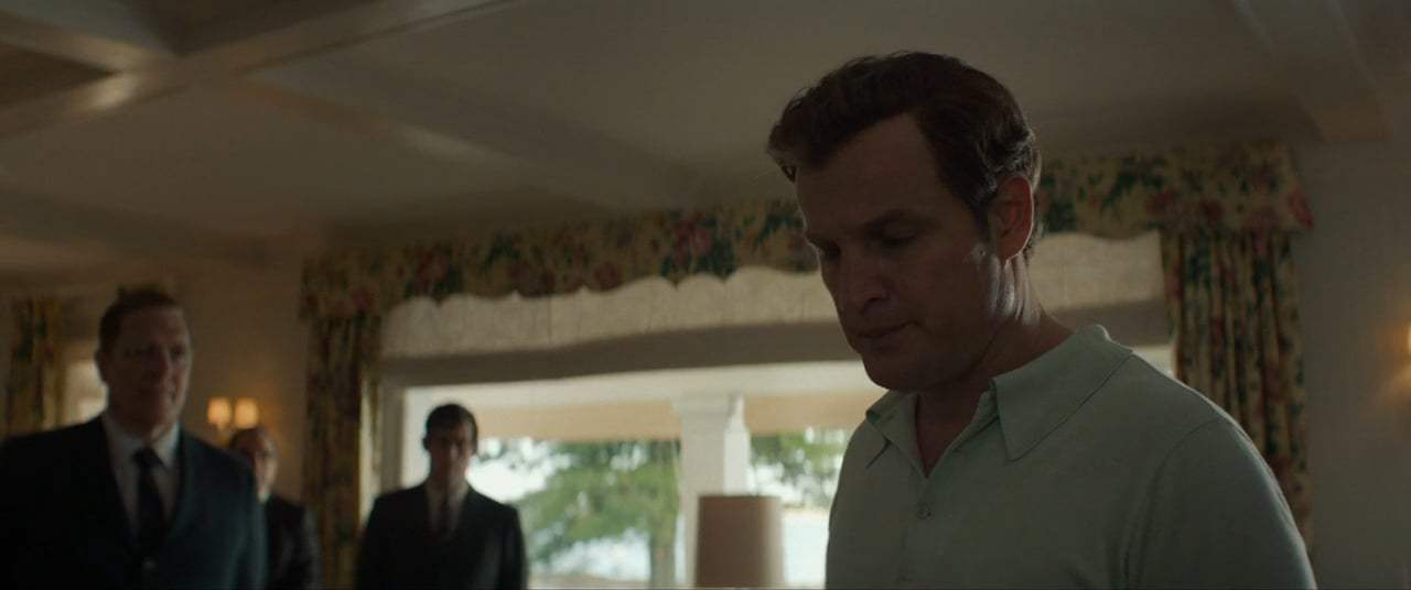 Chappaquiddick (2018) - Serious Legal Trouble Screen Capture #1