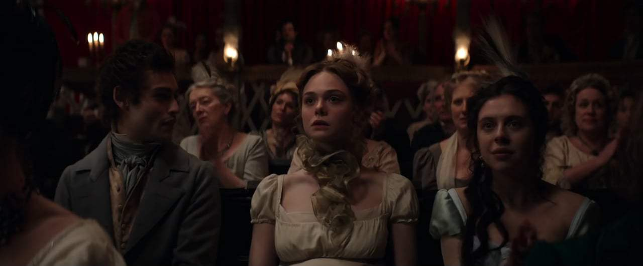 Mary Shelley Trailer (2018) Screen Capture #2