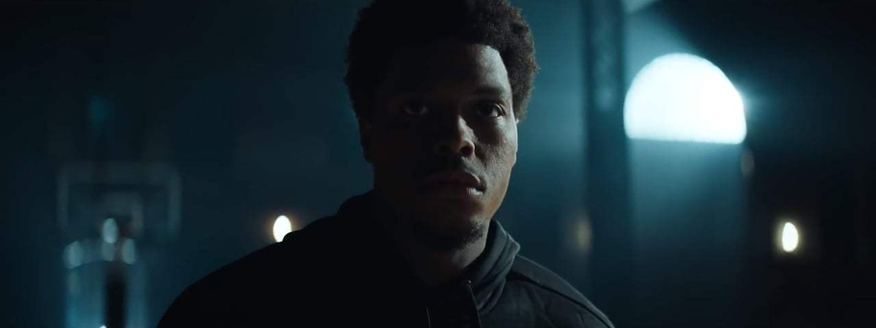Jurassic World: Fallen Kingdom TV Spot - Kyle Lowry Finds A Way (2018) Screen Capture #1