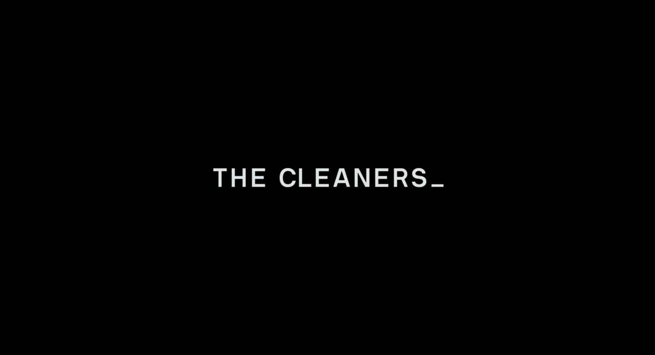 The Cleaners Trailer (2018) Screen Capture #4
