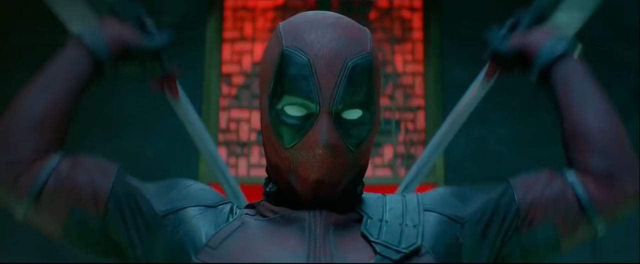 Deadpool 2 TV Spot - X-Force Crew (2018) Screen Capture #2