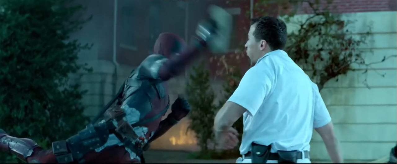 Deadpool 2 TV Spot - X-Force Crew (2018) Screen Capture #3