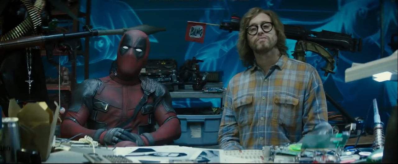 Deadpool 2 TV Spot - X-Force Crew (2018) Screen Capture #4